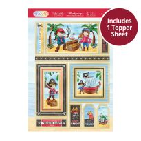 Pick 'n' Mix Topper Sheet - Ahoy Matey!