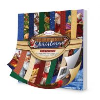 """Twas the Night Before Christmas 8""""x8""""  Papercraft Pad"""