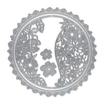 Floral Flourish Decorative Die Set