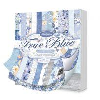 """True Blue 6"""" x 6"""" Paper Pad"""