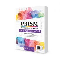 Prism Pad of Watercolour Card - A5 x 60 sheets