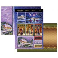 The Joy of Christmas  Luxury Topper Set