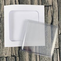 Dimensional Card Kit - Rounded Corner Square