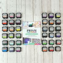 Prism Ink Pads Multibuy with FREE Prism Crafting Handbook
