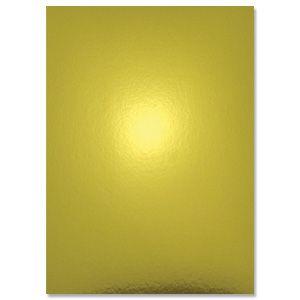 Mirri Card - Rich Gold - 8 Sheet Pack