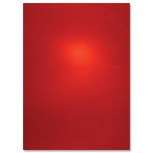 Mirri Card - Berry Red - 8 Sheet Pack