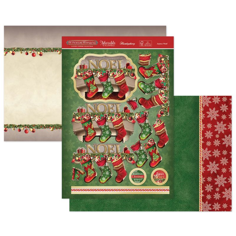 Www Joyeux Noel.Joyeux Noel Luxury Topper Set