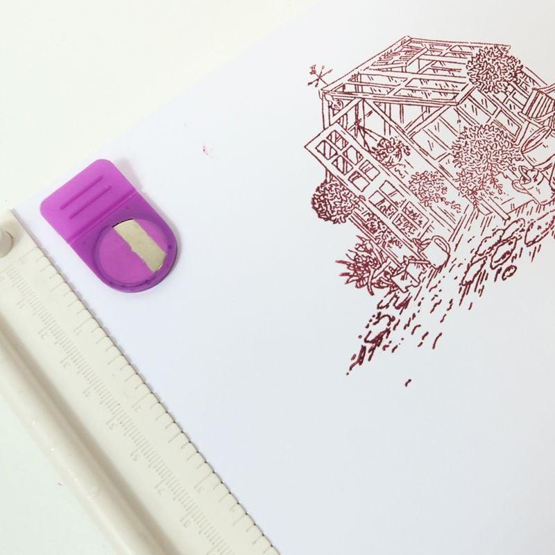 Hunkydory-Premier Craft Tools-Stamping Press-PCT34