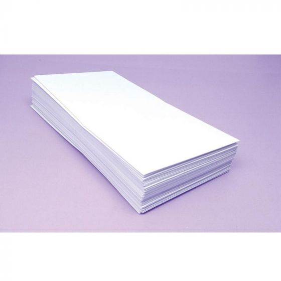 Bright White 100gsm Envelopes -Size DL - Approx 50