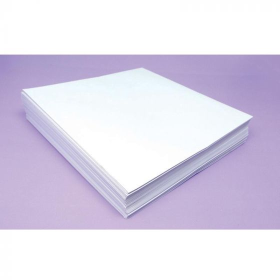 Bright White 100gsm Envelopes -Size 8 x 8 - Approx 50
