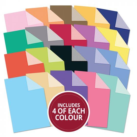 Adorable Scorable Colour Twist - Pretty Polka Dots