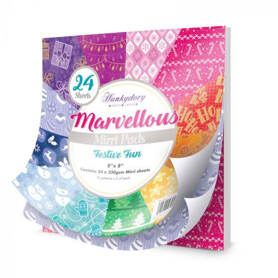 Marvellous Mirri Pad - Festive Fun