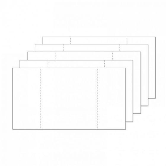"Fancy Shaped Card Blanks - 6"" x 6"" Centre Fold"