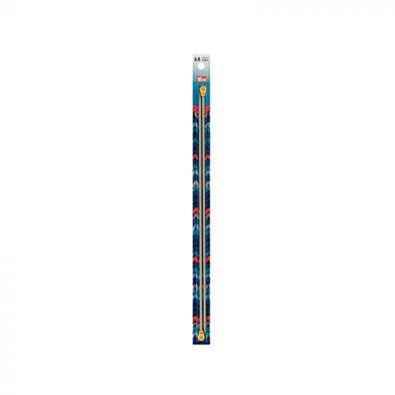 Prym Aluminium Knitting Needles - 35cm x 3.5mm