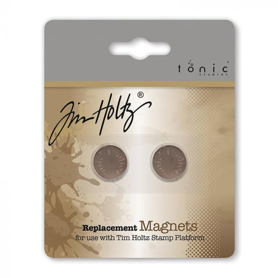 Tim Holtz Replacement Magnets x 2