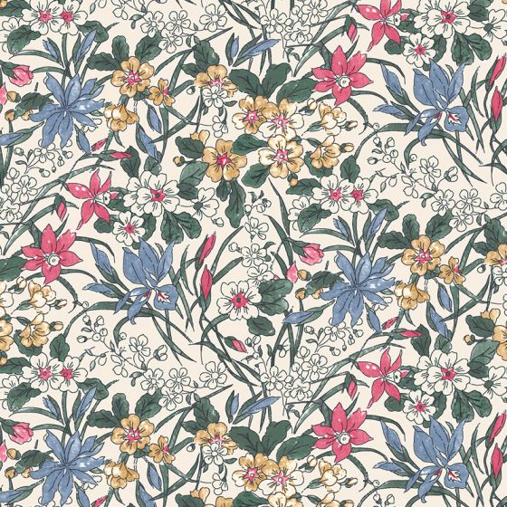 Liberty Fabric - Fat Quarter - Ricardo X