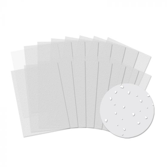 Snowfall Acetate 16-sheet bumper pack
