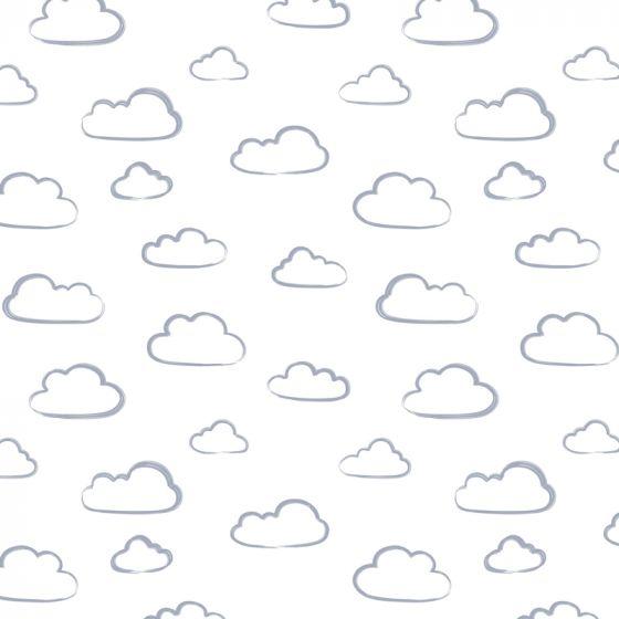 Stuart Hillard - Rainbow Etchings - Cloud on White