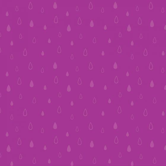 Stuart Hillard - Rainbow Etchings - Rain on Fuchsia