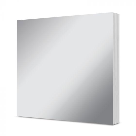 """Mirri Mats - Silver 7"""" x 7"""" Block"""