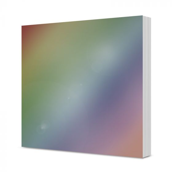 "Mirri Mats - Rainbow 7"" x 7"" Block"