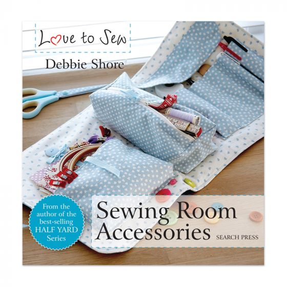 Love to Sew - Sewing Room Accessories