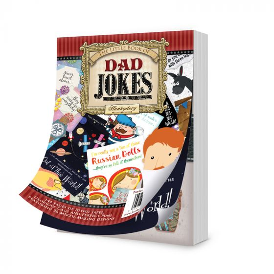 The Little Book of Dad Jokes