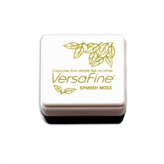 Versafine Small Pigment Pads - Spanish Moss