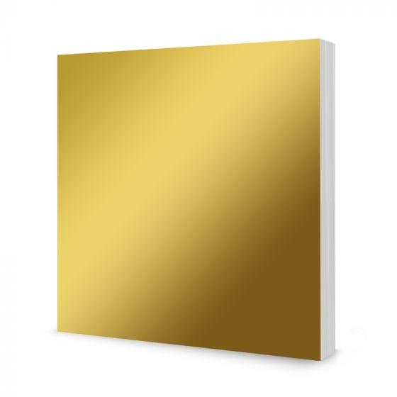 """8"""" x 8"""" Mirri Mats - Rich Gold"""