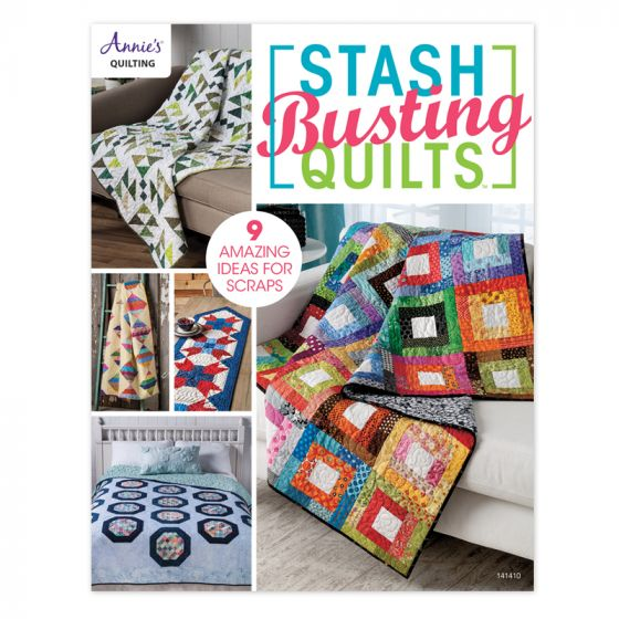 Stash Busting Quilts