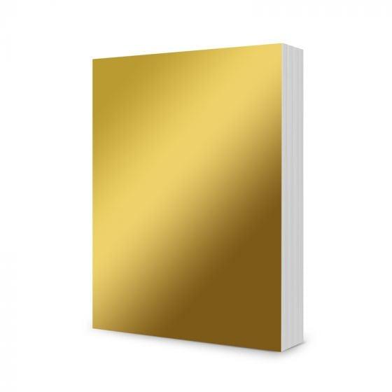 Rich Gold Mirri Card - 40 Sheets