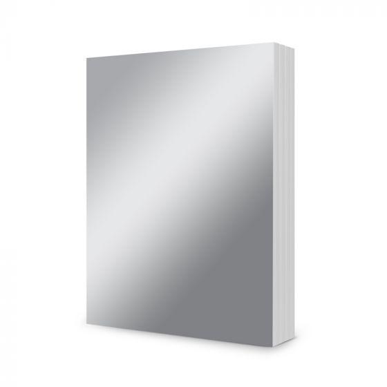 Silver Mirri Card - 40 Sheets