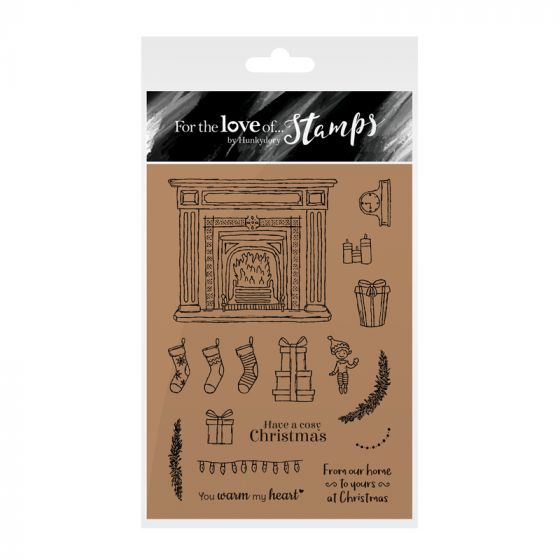 For the Love of Stamps - A Cosy Christmas