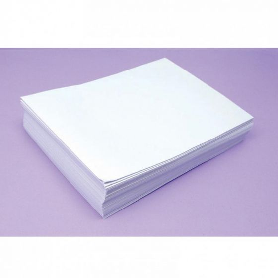 "Bright White 100gsm Envelopes - Fits 8"" x 3"" Card"