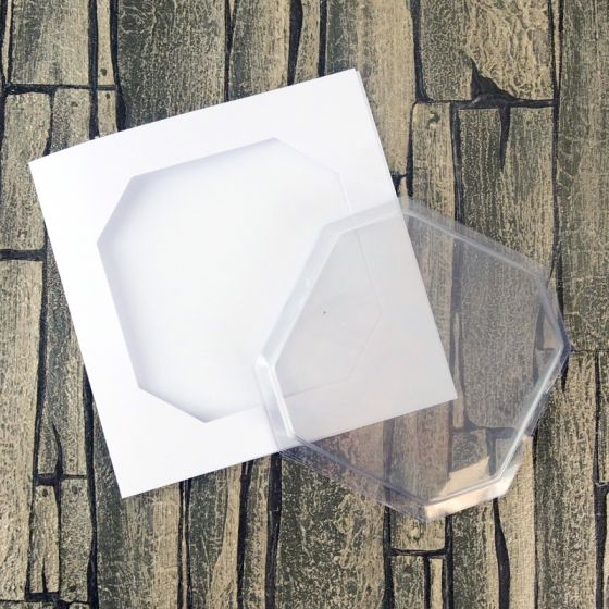 Dimensional Card Kit - Octagon