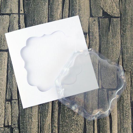 Dimensional Card Kit - Bracket Label
