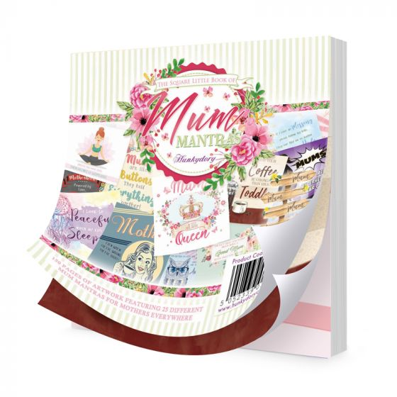The Square Little Book of Mum Mantras