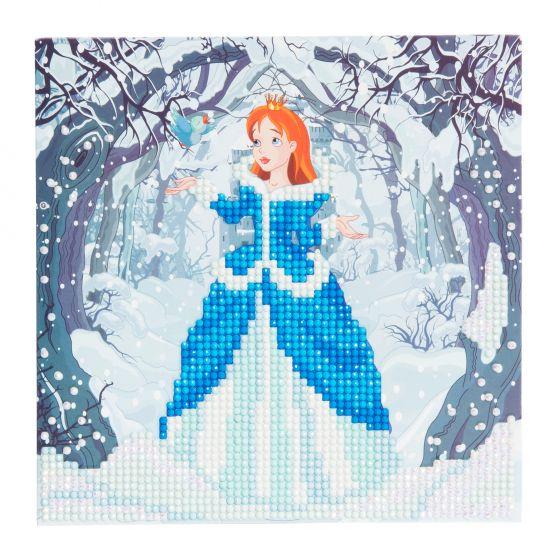 Crystal Card Kit - Enchanted Princess