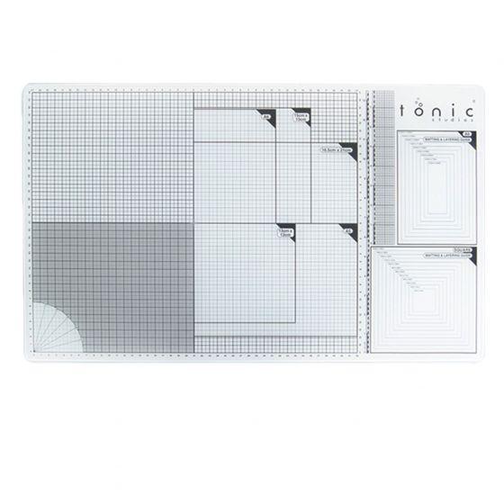 Tonic A3 Glass Craft Mat