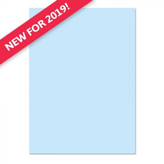 Adorable Scorable A4 Cardstock x 10 sheets - Sky Blue