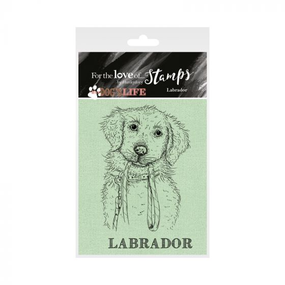 It's a Dog's Life Clear Stamp - Labrador