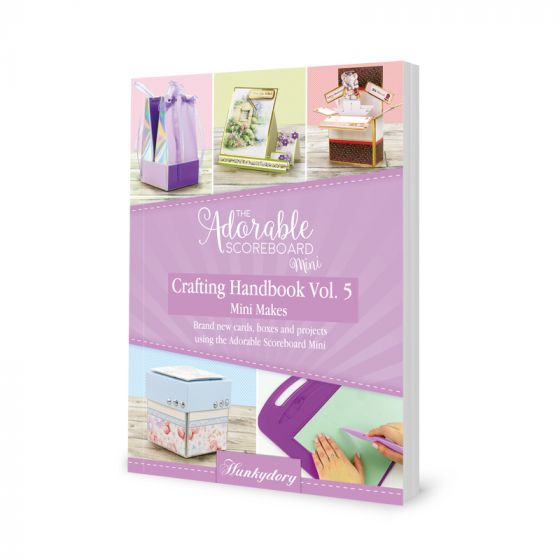 The Adorable Scoreboard Handbook 5 - Mini Makes