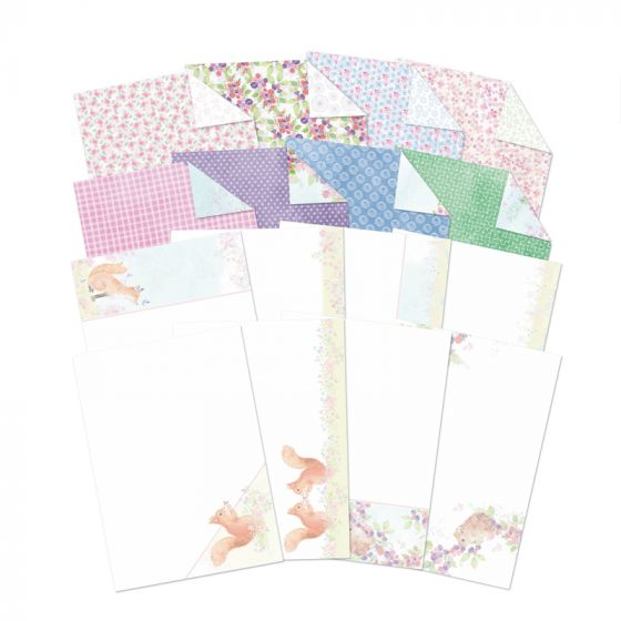 Woodland Friends Inserts & Papers