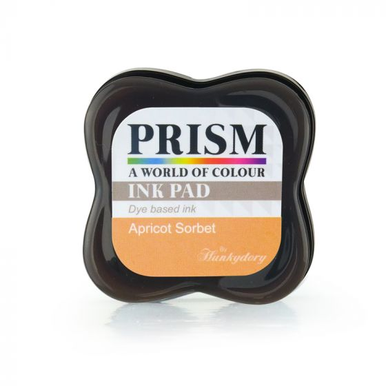 Prism Ink Pads - Apricot Sorbet