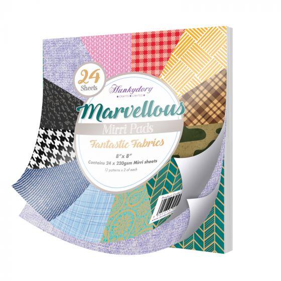 Marvellous Mirri Pad - Fantastic Fabrics