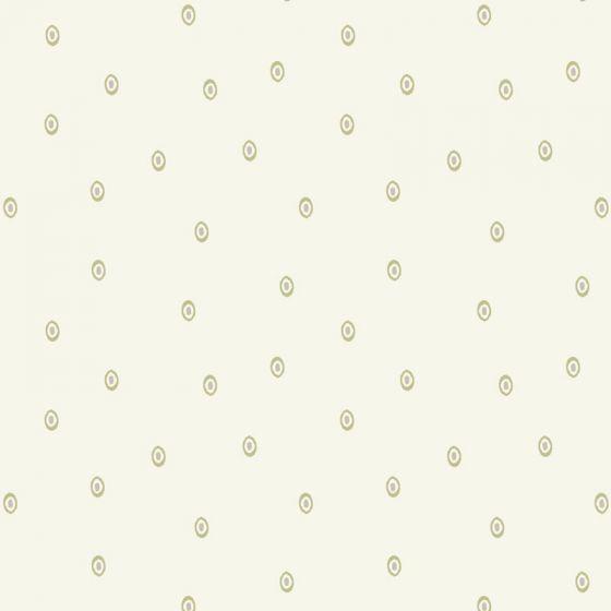 Lewis & Irene - Fat Quarter - Moth Spot cream