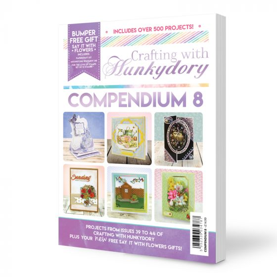 Crafting with Hunkydory - Compendium 8