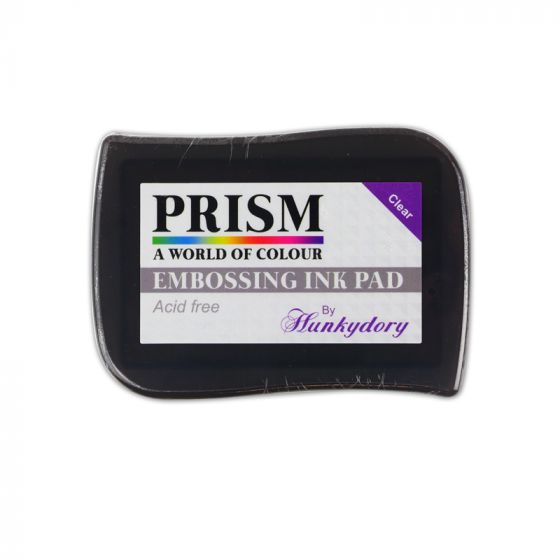 Prism Clear Embossing Pad