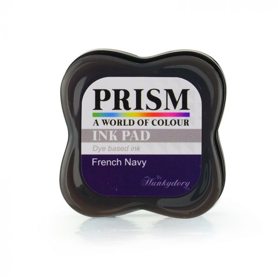 Prism Ink Pads - French Navy