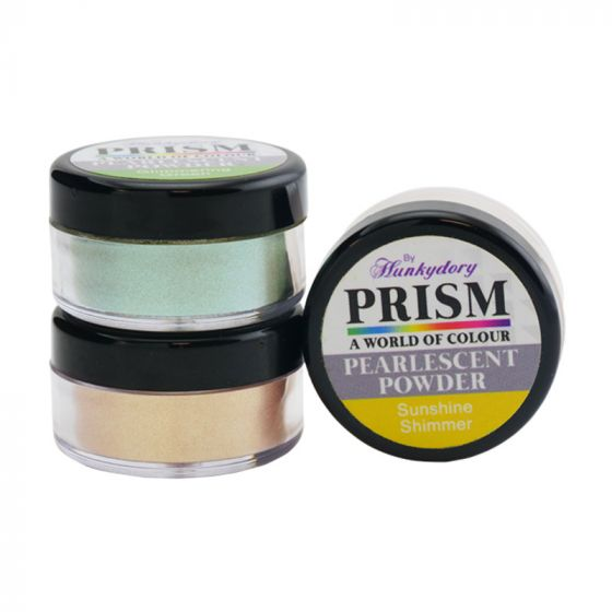 Prism Pearlescent Powders - Set 4